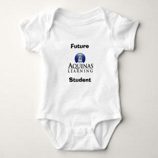 Het Leren van Aquinas babyuitrusting Romper