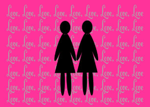 Lesbische Valentijnskaarten Zazzlenl