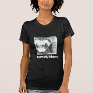 Het Leuke Afbeelding van het fret T Shirt