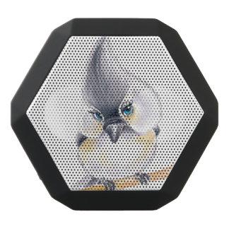 Het leuke Art. van de Mees Zwarte Bluetooth Speaker