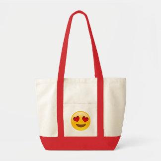 Het leuke Canvas tas van de Impuls van Emoji van