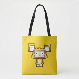 Het leuke Canvas tas van de Leeuw van Blockimals