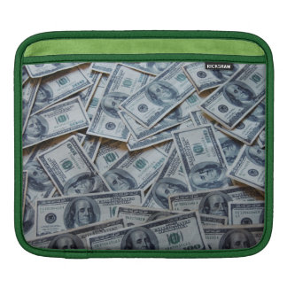 Het leuke Geld van het Kind iPad 1/2/3 Sleeve Beschermhoezen Voor iPad