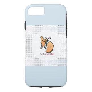 Het leuke Geval van de Telefoon van het Puppy iPhone 8/7 Hoesje