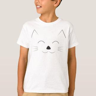 Het leuke Gezicht van de Kat T Shirt