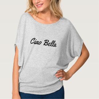 het leuke grappige Italiaanse ontwerp van de de T Shirt