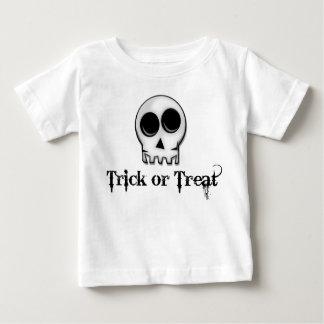Het leuke Grappige Overhemd van Halloween van de Baby T Shirts