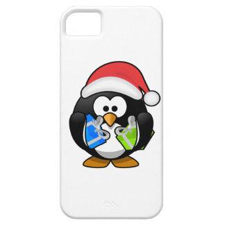 Het leuke Hoesje van de Telefoon van de Pinguïn
