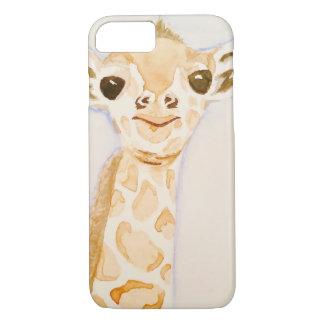Het leuke Hoesje van Iphone van de Giraf