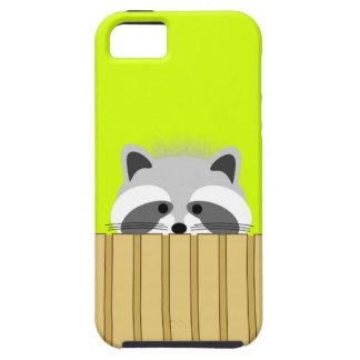 Het leuke Hoesje van iPhone van de Wasbeer