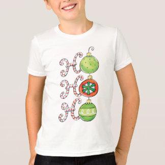 Het leuke Kinder Overhemd van Kerstmis T Shirt