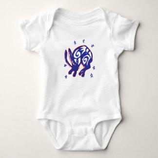 Het leuke Kostuum van het Baby van het Konijntje Romper