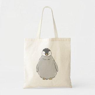 Het leuke Kuiken van de Pinguïn Budget Draagtas
