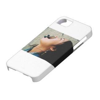 Het leuke Meisje van de Actie Barely There iPhone 5 Hoesje