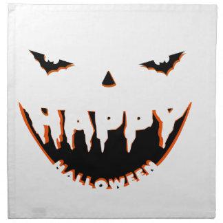 Het leuke ontwerp van Halloween Katoenen Servet