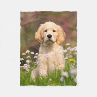 Het leuke op z'n gemak Puppy van de Hond van het Fleece Deken