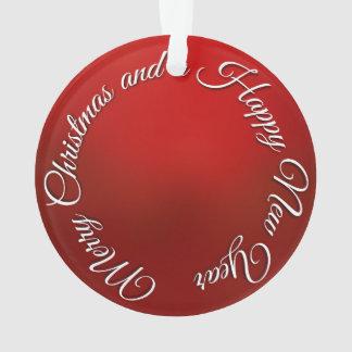 Het leuke Ornament van Kerstmis