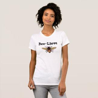 Het Leuke Overhemd van de Bij van de Honing T Shirt