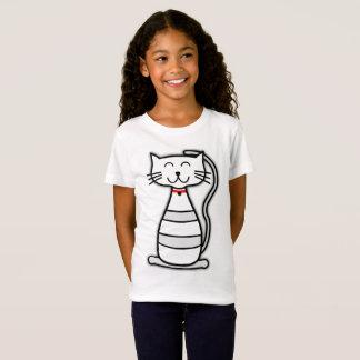 Het leuke Overhemd van de Kat T Shirt