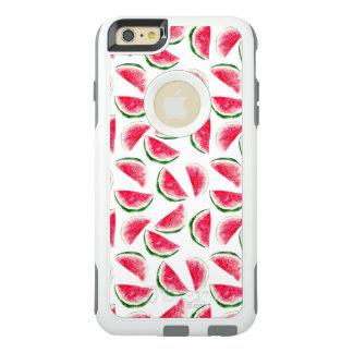 Het leuke Patroon van de Ananas & van de OtterBox iPhone 6/6s Plus Hoesje