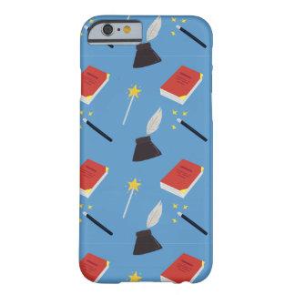 Het leuke Patroon van het Sprookje Barely There iPhone 6 Hoesje