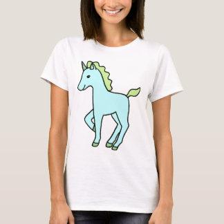 Het leuke t-shirt van de T-shirt van de eenhoorn