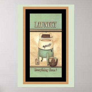 Het leuke Vintage Poster van de Advertentie