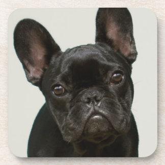 Het leukste Franse Puppy van de Buldog Drankjes Onderzetters