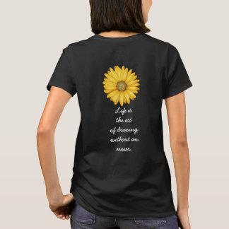 Het leven Geen Gom --- T--overhemd T Shirt