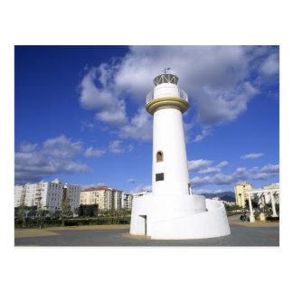 Het leven in de Zuidelijke Kust Costa del Sol van Briefkaart