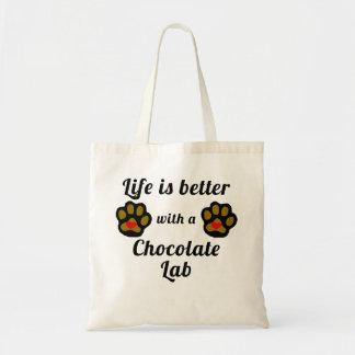 Het leven is Beter met een Laboratorium van de Draagtas