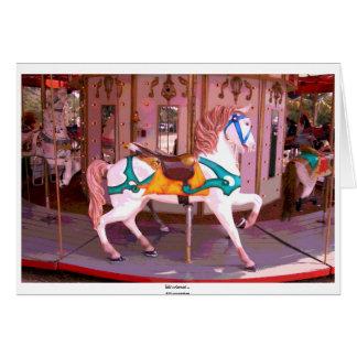 Het leven is een Carrousel… Kaart