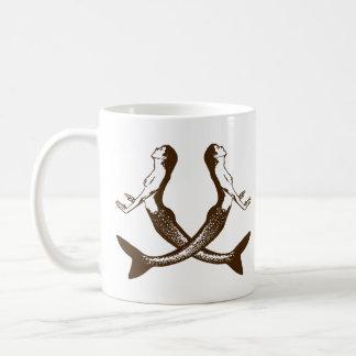 Het leven mermaidsmug_3 van Piraten Koffiemok