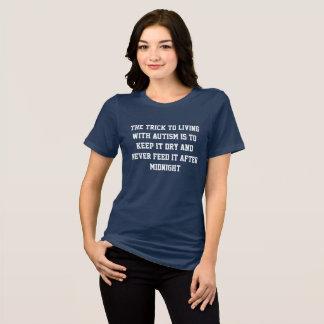 Het leven met Autisme T Shirt