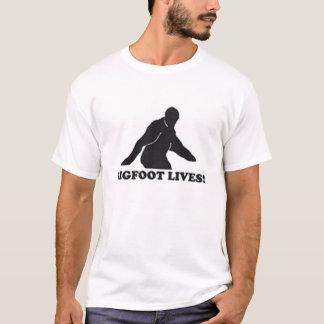 Het Leven van Bigfoot! T Shirt
