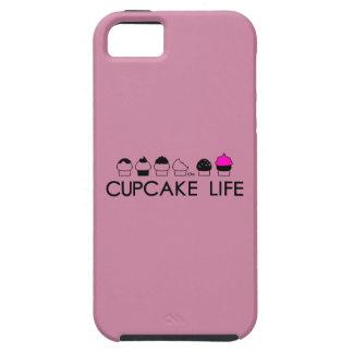 Het Leven van Cupcake Tough iPhone 5 Hoesje
