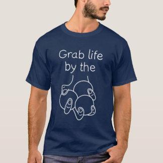 Het Leven van de greep door de Ballen T Shirt