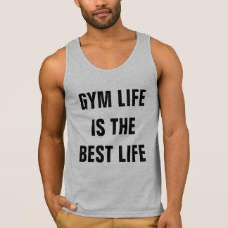 Het Leven van de gymnastiek is de Beste Tanktop