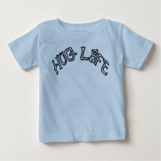 Het Leven van de omhelzing Baby T Shirts
