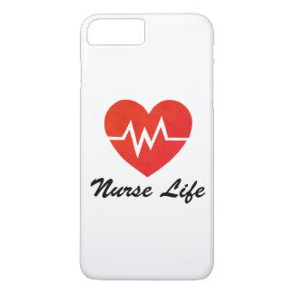 Het Leven van de verpleegster - Grungy Hoesje van