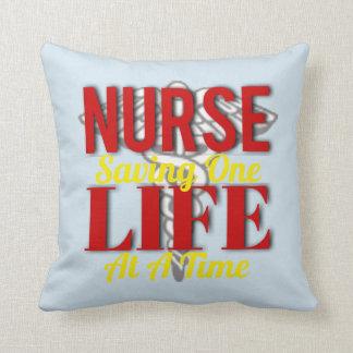 Het Leven van de verpleegster Sierkussen
