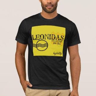 Het Leven van Hajduk: Leonidas Moedig T Shirt