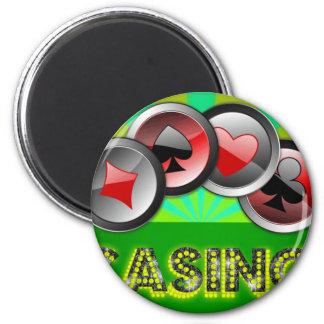 Het Leven van het casino Magneet