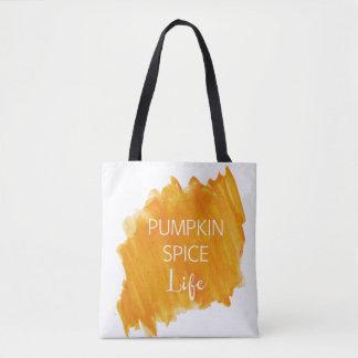 Het Leven van het Kruid van de pompoen Draagtas