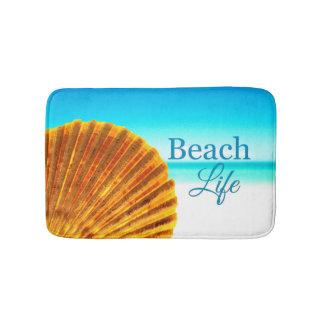 Het Leven van het Strand van Shell van het Zee van Badmat