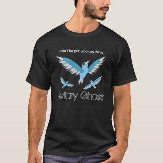 Het Levende Spook van het vogelhuis - T Shirt