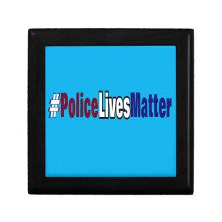# Het levenskwestie van de politie Decoratiedoosje