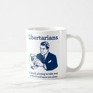 Het Libertarian Perceel Koffiemok
