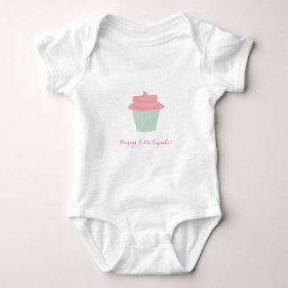 Het lichaamskostuum van het Baby van Cupcake Romper