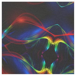 Het Licht van de laser toont Stof